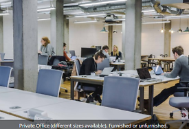 Old Street Private Office, N1 - Serviced - Furniture optional | Various sizes available