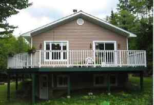 Waterfront cottage for rent 1 hr from downtown ottawa Gatineau Ottawa / Gatineau Area image 2