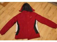 Ladies Ski Jacket Size 8