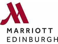 Culinary / Chef Apprentice - Edinburgh Marriott Hotel