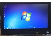 Dell all in one desktop pc window 7