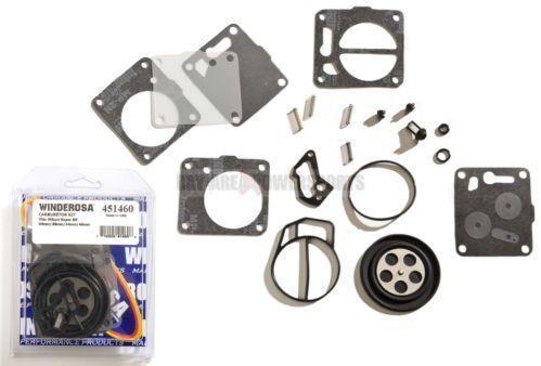 Kawasaki Jet Ski Carburetor Rebuild Kit
