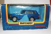 Matchbox Range Rover