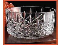 Marquis® by Waterford Markham 9-Inch Bowl.... brand new