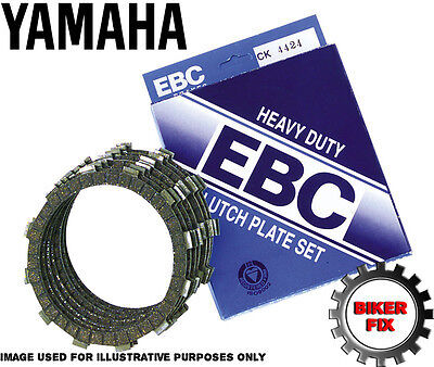 YAMAHA FZS 600 Fazer 98-99 EBC Heavy Duty Clutch Plate Kit CK2347