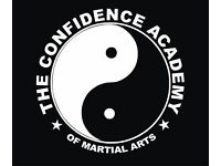 Confidence Academy of Martial Arts Leicestershire
