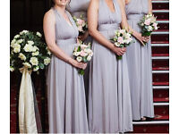 4xMultiway bridesmaid dresses