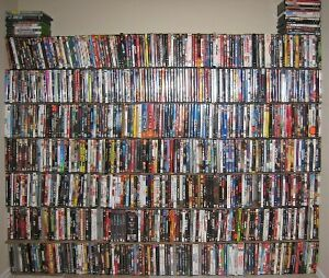 DVD Collection for Sale (Region 2)