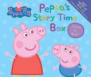 Peppa's Storytime Box (Peppa Pig) by Scholastic 9780545925440