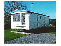 PRIVATE CARAVAN FOR HIRE AT THE MULLION HOLIDAY PARK ON CORNWALL'S LIZARD PENINSULA