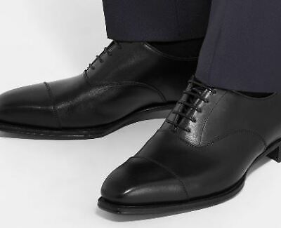 Kingsman + George Cleverley Leather Oxford Shoes BRAND NEW