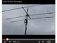 9.2 Meter Radio Mast