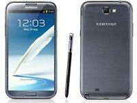 Samsung Galaxy Note 2 4G LTE GT-N7105-16GB with S-Pen. Comes with box, charger etc.