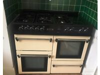 LEISURE Cookmaster CK100F232 100cm Cookmaster Dual Fuel Range Cooker