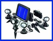 Solarlampe Bewegungsmelder