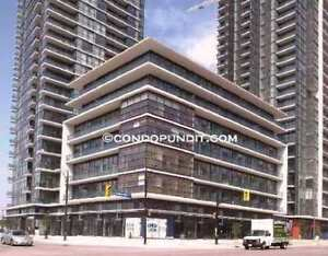 Spacious Condo for Rent in the Heart of Mississauga