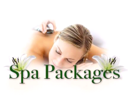 Spa Packages available @northside