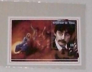 Beatle stamp