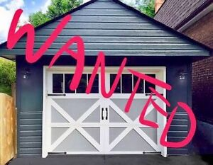 Wanted: Lockup garage near Hawthorn / Camberwell / Malvern Toorak park Hawthorn Boroondara Area Preview