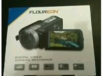HD digital video camera never been used
