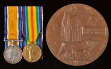 WW1 Medals to W.W. Wilson Broken Hill Central Broken Hill Area Preview