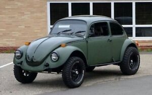 WANTED later VW bug