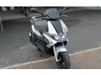 Scooter Gilera 50 Runner