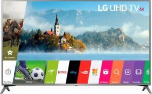 """LED TV-70"""" LG-4K ULTRA HD SMART WIFI 120hz IN BOX Warranty-$1299"""