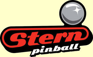 Looking for a Pinball Machine by Stern