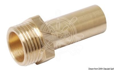 "Osculati Cylinder joint/3/8"" male joint x10 pcs"