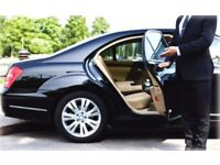 Professional private hire driver