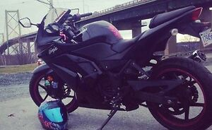 No reasonable offers refused!!2009 Kawasaki ninja 250