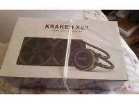 Kraken X62 280mm AIO w\ AM4 Bracket