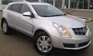 2012 Cadillac SRX4 awd Flex Fuel E85 luxury collection edition