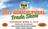 Clear Hills County Agricultural Trade Show 2018