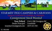 Campers & Caravans Woodvale Joondalup Area Preview