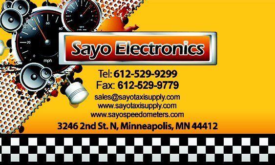 Sayo Electronics