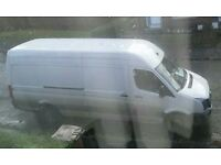 Man with van clearances