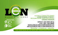 FULLY INSURED & MASTER ELECTRICIAN LICENSED CELL 6477664855