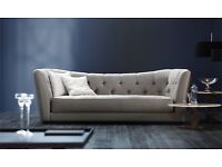 Angelo Cappellini Sofa and 2 Armchairs - Perfect Condition