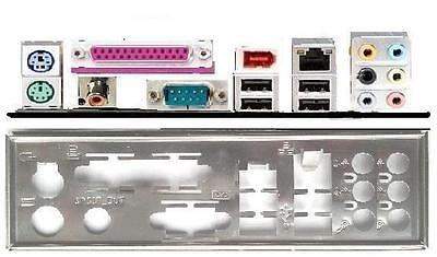 ATX Blende I/O shield Asus M2N-SLI #302 OVP NEU io M2NSLI IEEE 1394 FireWire