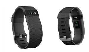 Fitbit Charge HR - Small/Black