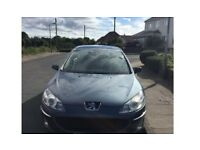 Peugeot HDI 407 117k mileage cheap!!!