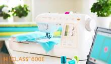 HUSQVARNA SEWING MACHINE - H CLASS 600E Menai Sutherland Area Preview
