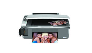 Epson Stylus Color CX5000 All In One Printer, copier, scanner