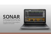 CAKEWALK SONAR Steam Edition - 2016 / DL / Steam gift / Win / INSTANT DELIVERY!
