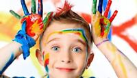LET'S EXPLORE ART! DAY CAMP