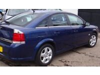 VAUXHALL VECTRA 1.8 EXCLUSIVE*55 PLATE*TOW BAR*MOT-NOV 2018*LARGE BOOT*Excellent. like mazda 6