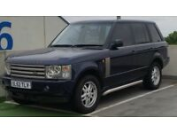 Land Rover Range Rover 3.0 Diesel *** must see ***