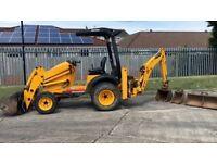 JCB Mini CX 4x4 Excavator